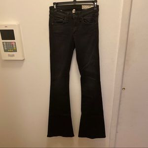 Rag & Bone high rise flare jeans